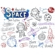 Space Doodles Collection - GraphicRiver Item for Sale