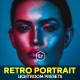 18 Retro Portrait Lightroom Presets - GraphicRiver Item for Sale