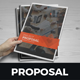 Project Business Proposal Design v4 - GraphicRiver Item for Sale
