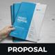 Project Business Proposal Design v2 - GraphicRiver Item for Sale