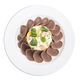 Russian salad with beef tongue. - PhotoDune Item for Sale