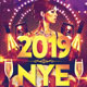 New Year Eve Party Flyer-Graphicriver中文最全的素材分享平台