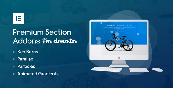 Premium Section Add-ons for Elementor - CodeCanyon Item for Sale