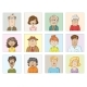 Characters Avatars Collection - GraphicRiver Item for Sale