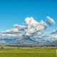 View from road R312 towards Simonsberg and Hottentots-Holland Mountains - PhotoDune Item for Sale