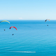 Three tandem paragliders above Sea Point - PhotoDune Item for Sale