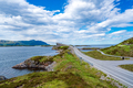 Atlantic Ocean Road Norway - PhotoDune Item for Sale