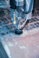 CNC water jet cutting machine - PhotoDune Item for Sale