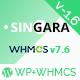 Singara - Multipurpose Hosting with WHMCS WordPress Themes - ThemeForest Item for Sale
