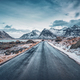 Road in Norway in winter - PhotoDune Item for Sale