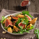Vegetarian  mizuna salad - PhotoDune Item for Sale