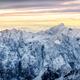 Beautiful winter landscape with snowed mountain peaks, High Tatras, Slovakia - PhotoDune Item for Sale