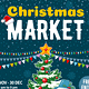 Christmas Market Flyer - GraphicRiver Item for Sale