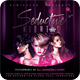 Seductive Nights Flyer Temp-Graphicriver中文最全的素材分享平台