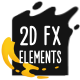 2D FX Elements - VideoHive Item for Sale