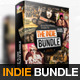 Indie Flyer Templates Bundle Vol.1 - GraphicRiver Item for Sale