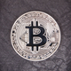Bitcoin as cryptocurrency coin, new virtual money and international network payment concept - PhotoDune Item for Sale