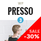 PRESSO - Modern Magazine / Newspaper / Viral Theme - ThemeForest Item for Sale