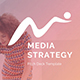 Media Strategy Pitch Deck Keynote Template - GraphicRiver Item for Sale