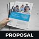 Project Business Proposal Design v1 - GraphicRiver Item for Sale