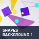 Shapes Background 1 - VideoHive Item for Sale
