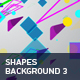 Shapes Background 3 - VideoHive Item for Sale