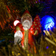 Figure of Santa Claus on a Christmas tree - PhotoDune Item for Sale