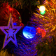 Closeup of decorated christamas tree - PhotoDune Item for Sale