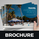 Travel Agency Brochure Catalog v4 - GraphicRiver Item for Sale