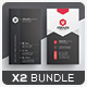 Business Card Bundle 54 - GraphicRiver Item for Sale