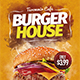 Burger House Flyer - GraphicRiver Item for Sale