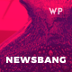 Newsbang - WordPress News Magazine Theme - ThemeForest Item for Sale