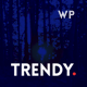 Trendy Pro - WordPress News and Magazine Theme - ThemeForest Item for Sale