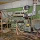 Old, retro rusty diesel generator an underground shelter  - PhotoDune Item for Sale
