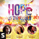 Hope of the World CD Album Artwork - GraphicRiver Item for Sale
