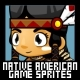 Native American - Game Sprites - GraphicRiver Item for Sale