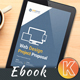 E-Book Dark Web Design - GraphicRiver Item for Sale