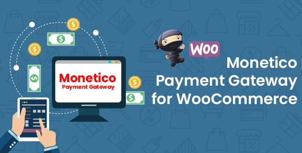 Monetico Payment Gateway for WooCommerce - CodeCanyon Item for Sale