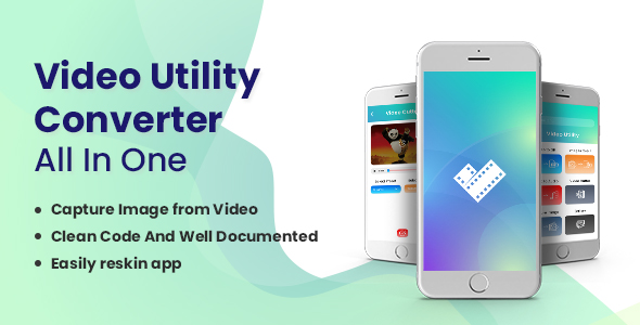 Video Utility Converter - All In One - CodeCanyon Item for Sale