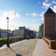 Pont Couverts in Strasbourg - PhotoDune Item for Sale