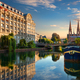 Strasbourg at sunrise - PhotoDune Item for Sale