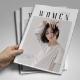Women Magazine Template - GraphicRiver Item for Sale