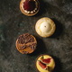 Variety of sweet tartlets - PhotoDune Item for Sale