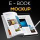 e-Book Mockup - GraphicRiver Item for Sale