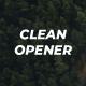 Elegant Opener - VideoHive Item for Sale
