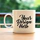 Coffee Mug Mockup | 3 PSD - GraphicRiver Item for Sale