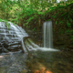 Picturesque waterfalls in ancient dams - PhotoDune Item for Sale