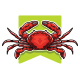 Red Crab Logo - GraphicRiver Item for Sale