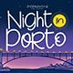 Night in Porto - GraphicRiver Item for Sale