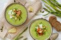Creamy asparagus soup - PhotoDune Item for Sale